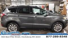 2017 Ford Escape Titanium SUV 1FMCU9JD1HUB00437