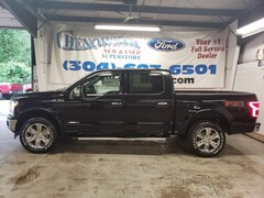 New Ford 2019 Ford F-150 Lariat FX4 4X4 EcoBoost  Truck SuperCrew Cab in Clarksburg, WV