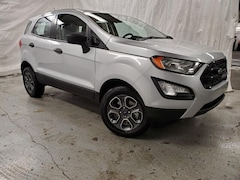 New Ford 2020 Ford EcoSport S SUV in Clarksburg, WV