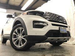 New Ford 2020 Ford Explorer Limited SUV in Clarksburg, WV