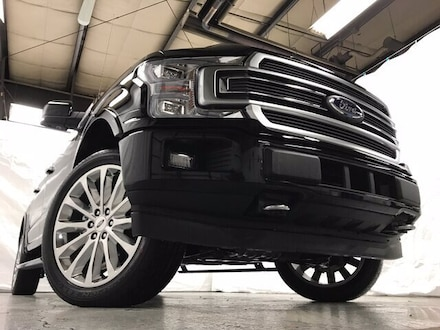 2019 Ford F-150 Limited 4X4 W/ EcoBoost Truck SuperCrew Cab
