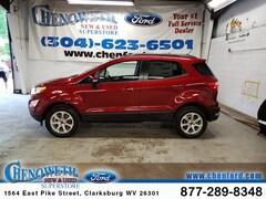 New Ford 2019 Ford EcoSport Titanium SUV MAJ6S3KL6KC254493 in Clarksburg, WV
