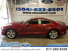 New Ford 2019 Ford Mustang Coupe 1FA6P8CF3K5174550 in Clarksburg, WV