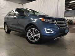 Used 2018 Ford Edge Titanium SUV 2FMPK4K93JBC43437 in Clarksburg, WV