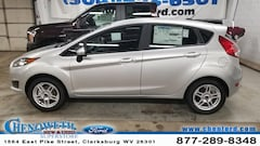 New Ford 2019 Ford Fiesta SE Hatchback 3FADP4EJXKM126636 in Clarksburg, WV