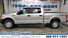 New Ford 2018 Ford F-150 Truck SuperCrew Cab 1FTFW1EG5JFE63755 in Clarksburg, WV
