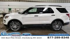 New Ford 2019 Ford Explorer Sport SUV 1FM5K8GT1KGA05969 in Clarksburg, WV