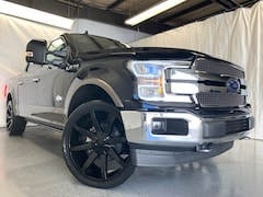 New Ford 2019 Ford F-150 King Ranch FX4 4x4 Crew Cab Truck SuperCrew Cab in Clarksburg, WV