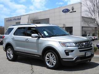 New 2019 Ford Explorer Limited SUV in Alpharetta