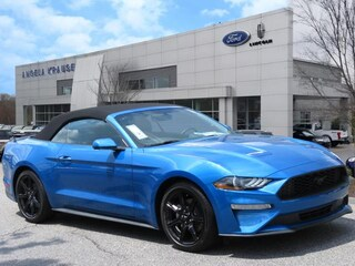 New 2019 Ford Mustang Ecoboost Convertible in Alpharetta