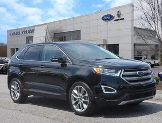 Used 2018 Ford Edge Titanium SUV in Alpharetta