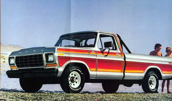 1986 ford f 150 curb weight