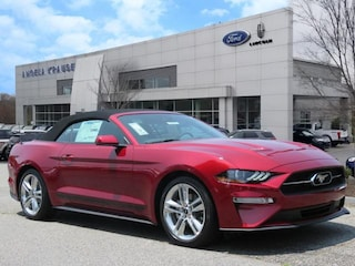 New 2019 Ford Mustang Ecoboost Premium Convertible in Alpharetta