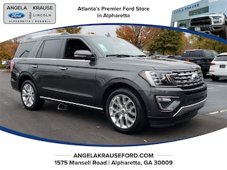 New 2018 Ford Expedition Limited SUV 1FMJU1KT1JEA68779 182721 in Alpharetta