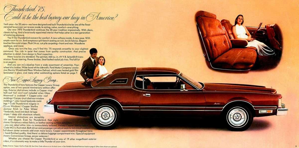 History Of The Ford Thunderbirdrhangelakrauseford: 1974 Ford Thunderbird Radio At Gmaili.net