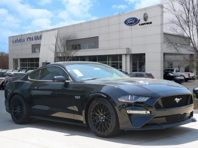 Used 2018 Ford Mustang GT Premium Coupe Near Atlanta
