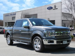 New 2019 Ford F-150 Lariat Truck in Alpharetta