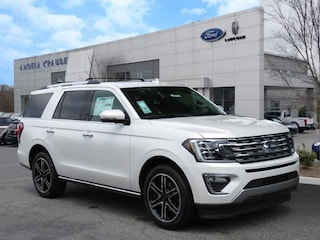New 2019 Ford Expedition Limited SUV in Alpharetta