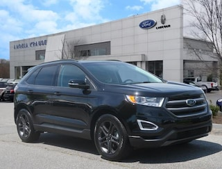 Used 2018 Ford Edge SEL SUV in Alpharetta