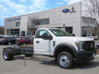 New 2019 Ford F-550 Chassis XL Cab/Chassis in Alpharetta