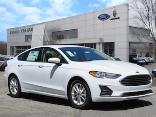 New 2019 Ford Fusion SE Sedan in Alpharetta