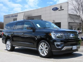 New 2019 Ford Expedition Max Limited SUV in Alpharetta
