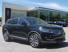 Used 2018 Lincoln MKX Black Label SUV