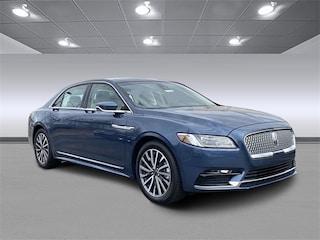 2020 Lincoln Continental Standard Sedan