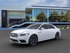 2020 Lincoln Continental Reserve Sedan