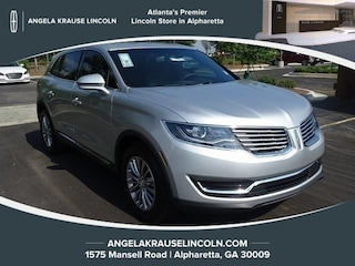 2018 Lincoln MKX Select SUV
