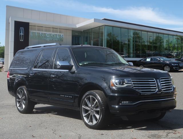 2017 Lincoln Navigator L Reserve SUV