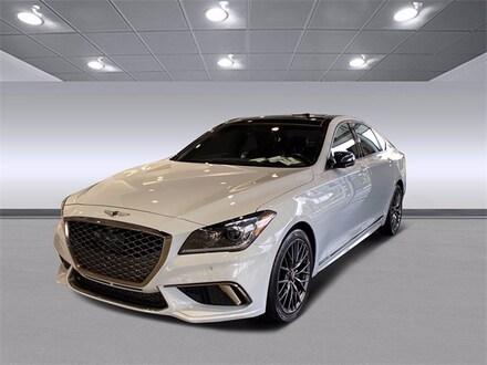 2020 Genesis G80 3.3T Sport RWD Sedan