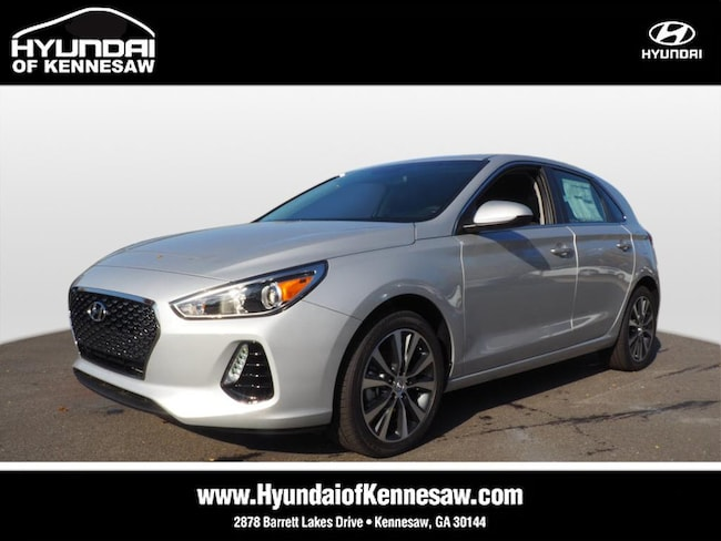 New 2018 Hyundai Elantra GT Base Hatchback for sale near Atlanta