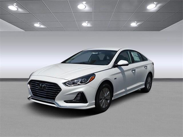2019 Hyundai Sonata Hybrid Sedan