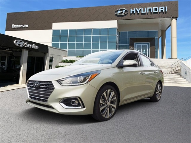 2019 Hyundai Accent Limited Sedan near Atlanta, GA