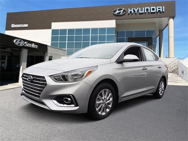 New 2019 Hyundai Accent SEL Sedan for sale near Atlanta