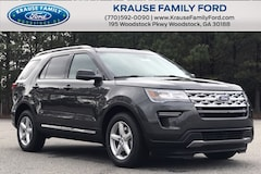 2019 Ford Explorer XLT SUV for sale near Atlanta, GA