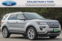 2019 Ford Explorer Limited SUV for sale near Atlanta, GA