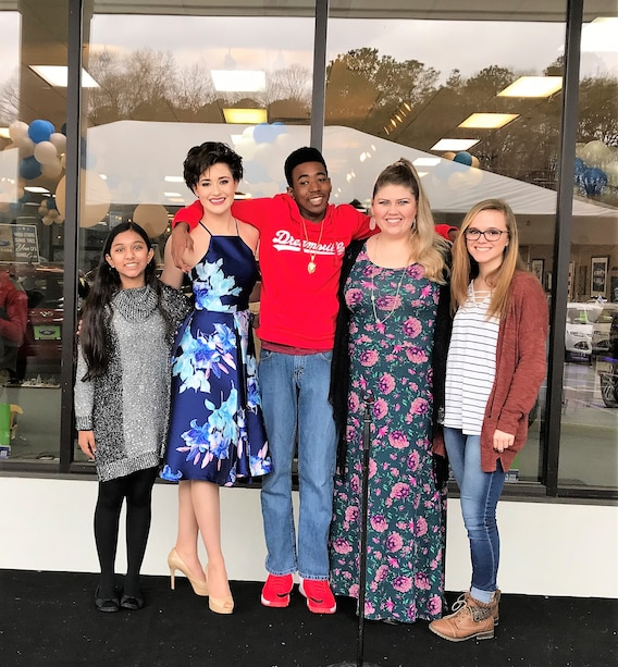 2018 Vocal Competition at Krause Family Ford in Woodstock, Ga