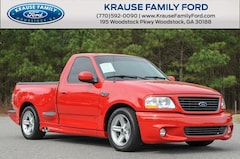 2004 Ford F-150 Lightning SVT Super Charger, Low Miles, Tonneau Co Truck for sale in Woodstock, GA near Atlanta