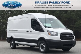 New 2019 Ford Transit-250 Base Van Medium Roof Cargo Van in Alpharetta