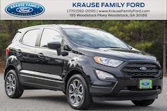2018 Ford EcoSport S Turbocharged, Sync w/Applink, Rear View Camera SUV for sale in Woodstock, near Atlanta