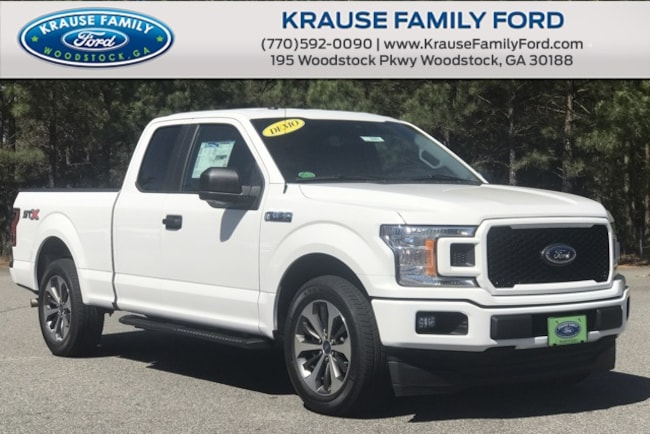 New 2019 Ford F-150 XL Truck SuperCab Styleside for sale in Woodstock GA