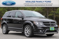 2018 Dodge Journey GT Heated Leather Seats, Reclining Third Row, Ucon SUV for sale in Woodstock, GA near Atlanta