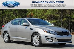 2015 Kia Optima EX Bluetooth Wireless Tech, Alloys Wheels, Dual Zo Sedan for sale in Woodstock, GA near Atlanta