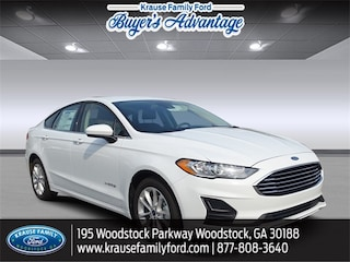 New 2019 Ford Fusion Hybrid SE Sedan in Alpharetta