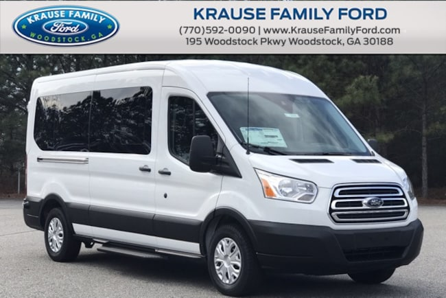 New 2019 Ford Transit-350 Wagon Medium Roof Passenger Van for sale in Woodstock GA