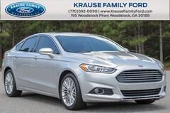 2016 Ford Fusion SE Sedan for sale in Woodstock, GA near Atlanta