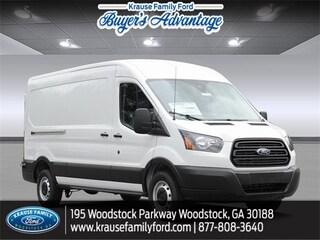 New 2019 Ford Transit-250 Base Van Medium Roof Cargo Van in Alpharetta