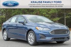 2019 Ford Fusion SE Sedan for sale near Atlanta, GA